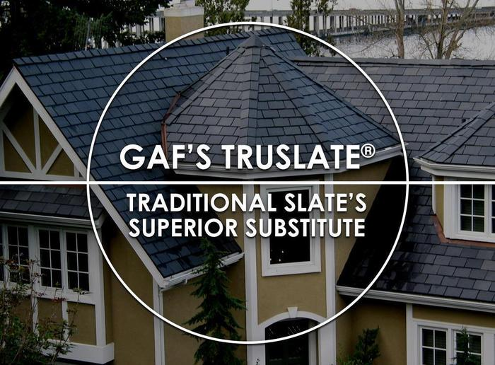 Traditional Slate's Superior Substitute